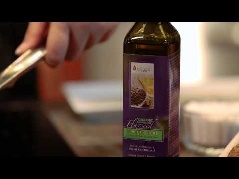 Introduction to Alligga Flaxseed Cooking Oil