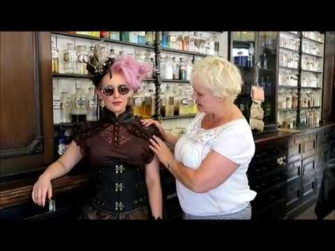 Steampunk Outfit Episode 5