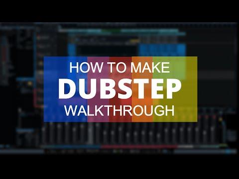 How To Make Dubstep Tutorial [Full Composing Walkthrough in Studio One 3] 4K