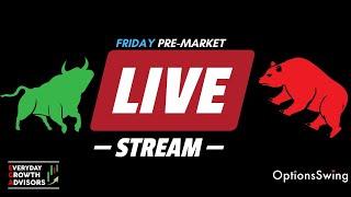 Live Pre-Market Update - July 10th 2020 (Recap Friday! $ROKU $SPY)