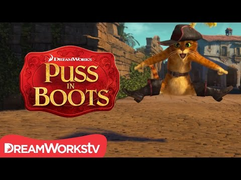 No Pants?! | NEW PUSS IN BOOTS
