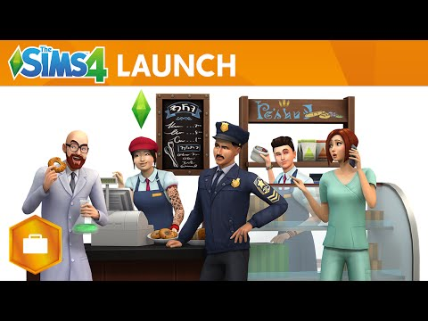 The Sims 4 Get to Work: Official Launch Trailer