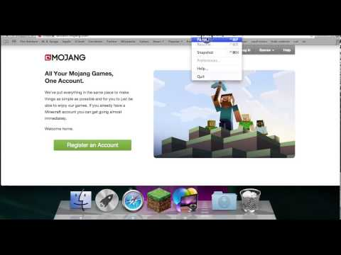 how to change your minecraft name on a mac