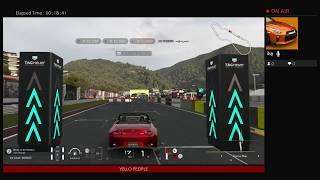 Gran Turismo Sport Gameplay