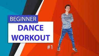 Dance Workout Beginner met Jeroen #1   Dance Passion