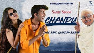 Lage Raho Chandan Bhaiya ||Full Sanju comedy Spoof || bihari babu || SwaggerSharma