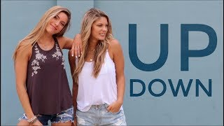 """Up Down"" Morgan Wallen ft. Florida Georgia Line | Diamond Dixie {COVER}"