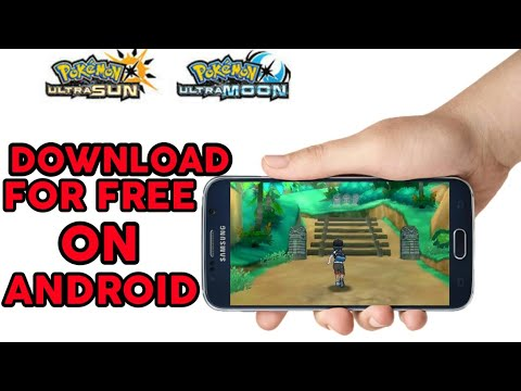 HOW TO DOWNLOAD POKEMON 3DS ON ANDROID(2018 UPDATED LINKS)