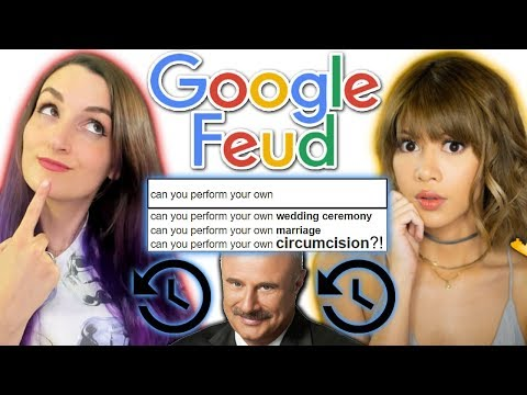 Losers Read Their GOOGLE SEARCH HISTORY - Google Feud w/ Gloom