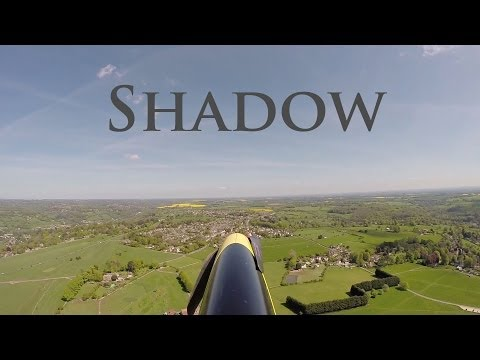 Go Pro: Nan Shadow F5J on Minchinhampton Common, UK