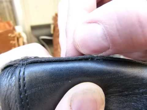 Real leather or fake?