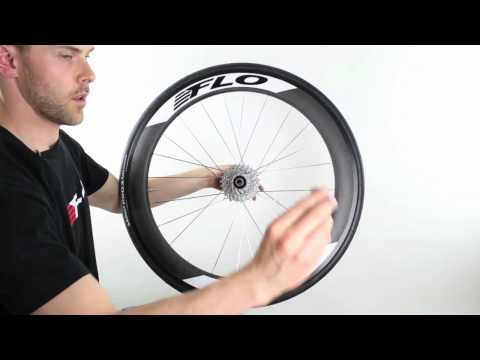 FLO Cycling - Installing the Cassette & Wheels