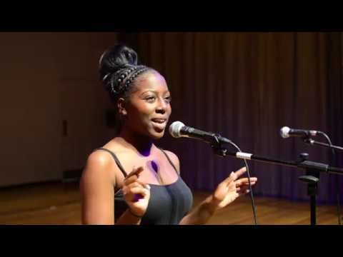 Steph - Dartford Grammar School Talent Show 2016