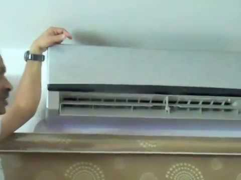 Split AC Filter Cleaning - No AMC Required !!