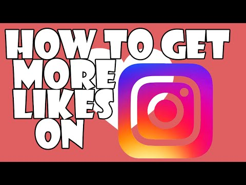 How to get more likes on Instagram!