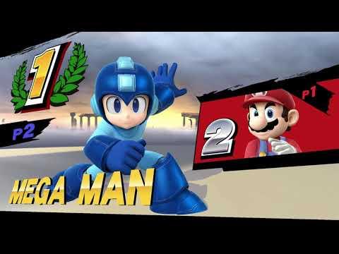 Super Smash Bros U | (Low Audio Warning)
