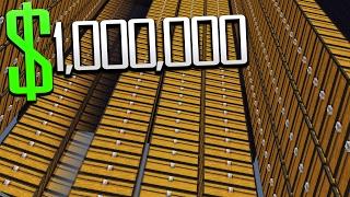 $1 BILLION FACTION BASE TOUR! (Minecraft Ice Factions #51)