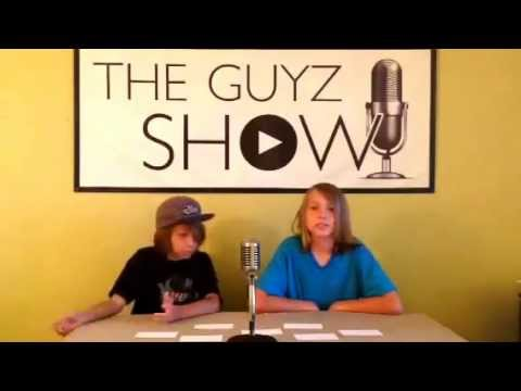 The Guyz Show - Cool jobs after college