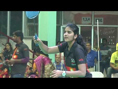 40 badminton players-Andhra Badminton League-2018-Six teams-