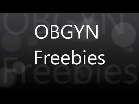 Free Baby Stuff- OBGYN Office