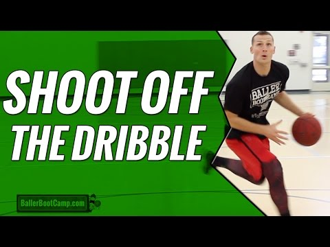 Shooting Drills For Basketball: Improve Your Shot Off The Dribble