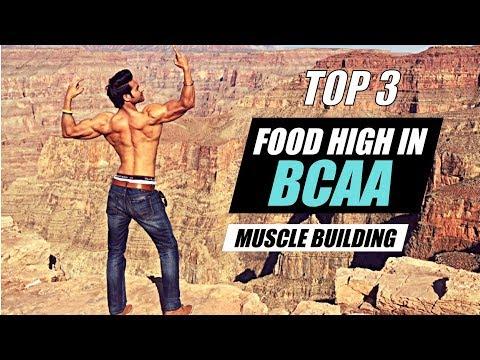Top 3 Food High in BCAA - Info by Guru Mann