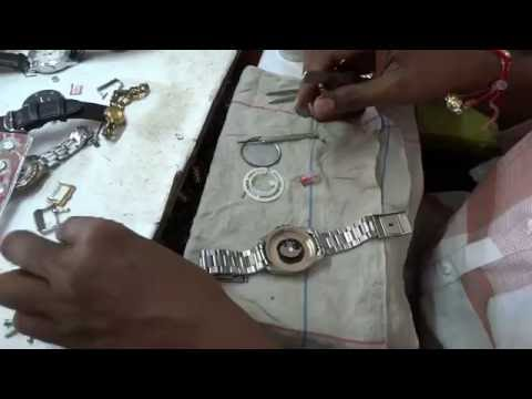 How to Change a Battery in Wrist Watch ? | Watch Repair | Hand Watch