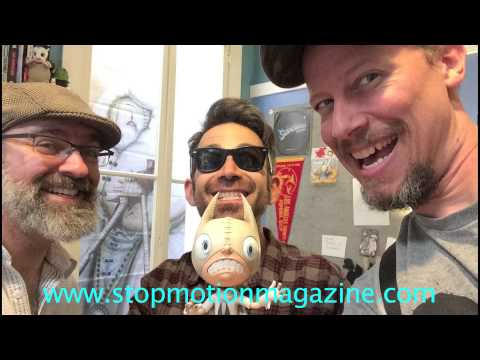 Stop Motion Podcast 005 - Pete Levin & Dan Levy - (Craola's