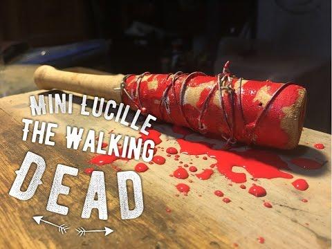Mini Negan's Lucille The Walking Dead