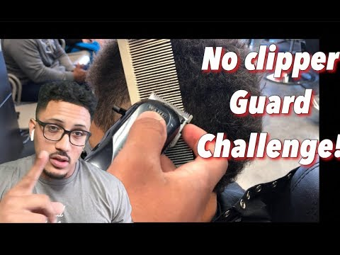 No Clipper Guard Challenge! My Response to 360Jeezy