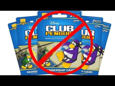 Club Penguin: No More Memberships