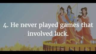 16 good qualities of Hindu God Rama that Everybody should Learn