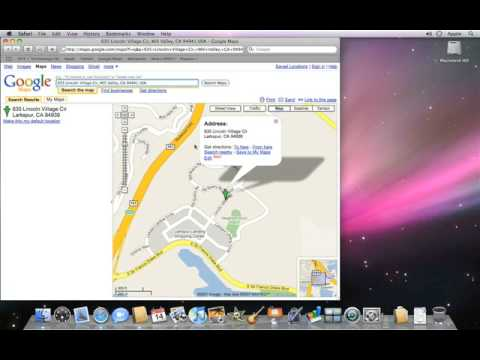 Apple Quick Tips: Maps in Address Book