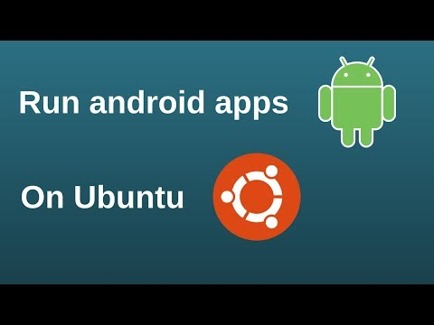 Running android apps on Linux(Genymotion android emulator installation)