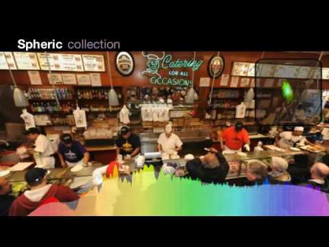 Crowd at the restaurant - Ambisonics Sound Effects Library