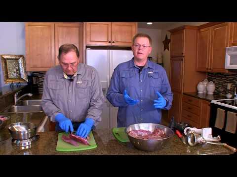 Cranberry Goose Sausage