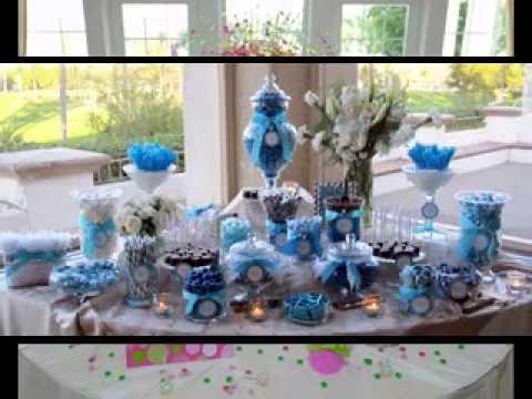 Candy buffet decor ideas for wedding