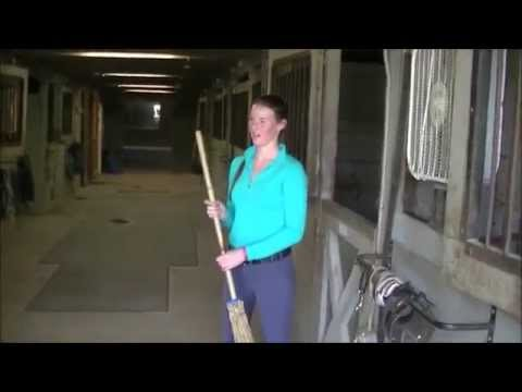 How To - Use the Bamboo Broom