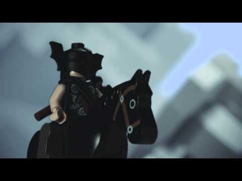 LEGO Skyrim: Horse Ro Dah