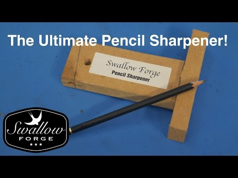 Is this the Best Pencil Sharpener... EVER?