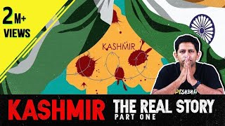 Understanding Kashmir: History, Article 370 & Article 35a | Ep.100 The DeshBhakt with Akash Banerjee