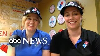 Domino's Employees Save Man's Life, Call 911 When Regular Stops Ordering