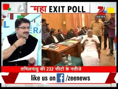 5 State assembly's election exit poll   Part II