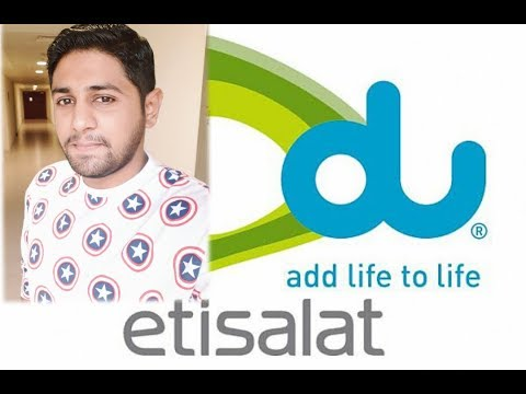 How to get your lost sim in Dubai? DU/ETISALAT