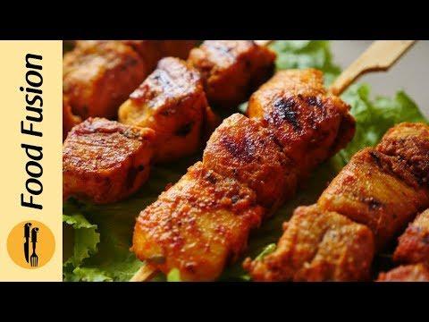 Peri Peri Chicken Skewers Recipe By Food Fusion