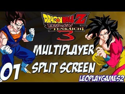Dragon Ball Z Budokai Tenkaichi 3 Multiplayer SplitScreen #1