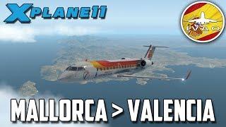 X-Plane 11 20VR1] Escenario Benidorm V1 con el SpainUHD v2 y