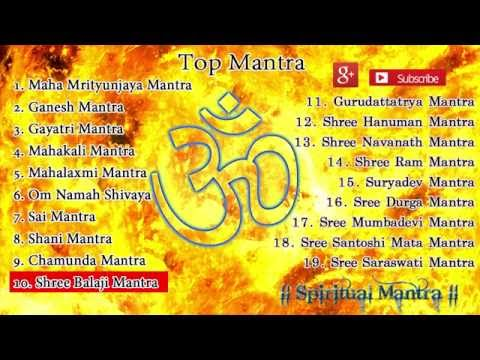 Download Top 19 Mantras ( Full Songs )    Shiv mantra