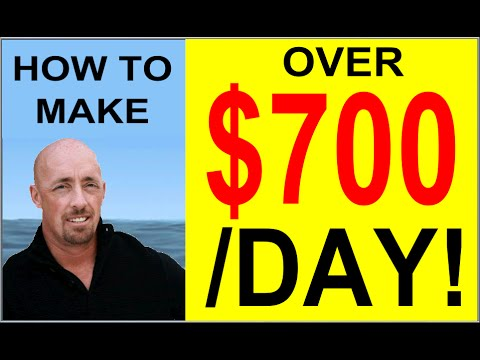 How to get paid for writing a blog-Make money $700 per Day