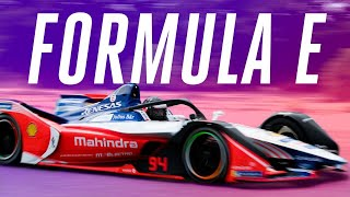 Formula E's new electric racecar is groundbreaking